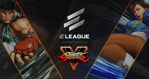 Street Fighter E-League Invitational