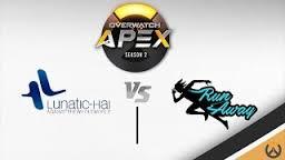 Overwatch Apex saison 2 Lunatic-Hai vs RunAway