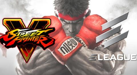 E League Street Fighter 5 Invitational