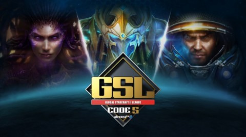 StarCraft 2 GSL Code S 2017