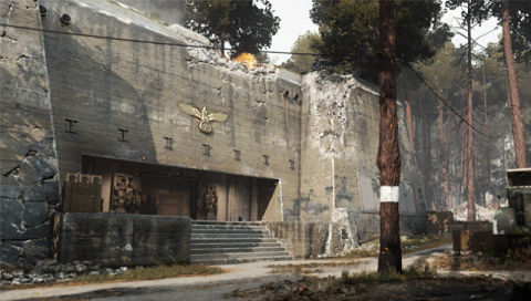 Call of Duty WWII : un début de leak pour le premier DLC ?