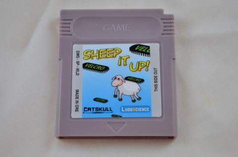 Sheep It Up! : sortie d'un nouveau jeu sur… Game Boy