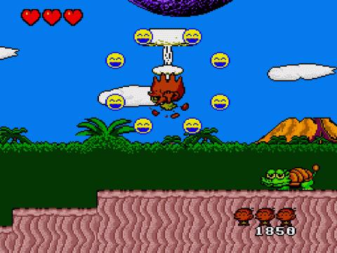 Oldies : PC Kid (Bonk's Adventure), tout dans la tête !