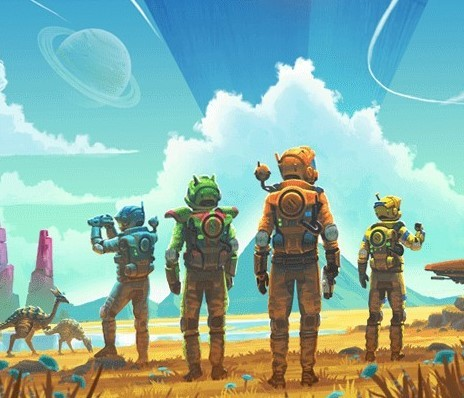 No Man's Sky atterrira sur Xbox One avec son multi
