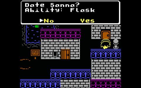 Princess Remedy 2: In a Heap of Trouble, un bel hommage à la ZX Spectrum