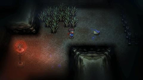 Les souterrains de l'overworld.