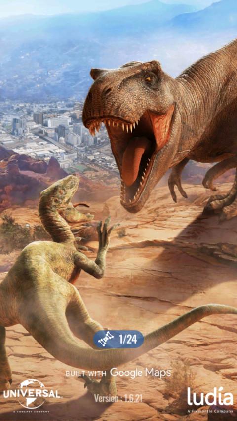 Jurassic World Alive : Encore plus de monstres dans la version 1.6.20 !