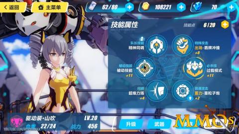 Honkai Impact 3rd : un action-RPG qui redore le blason du jeu mobile