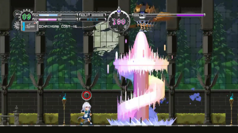 Touhou Luna Nights, un metroidvania convaincant pour un grand nom du shoot'em up
