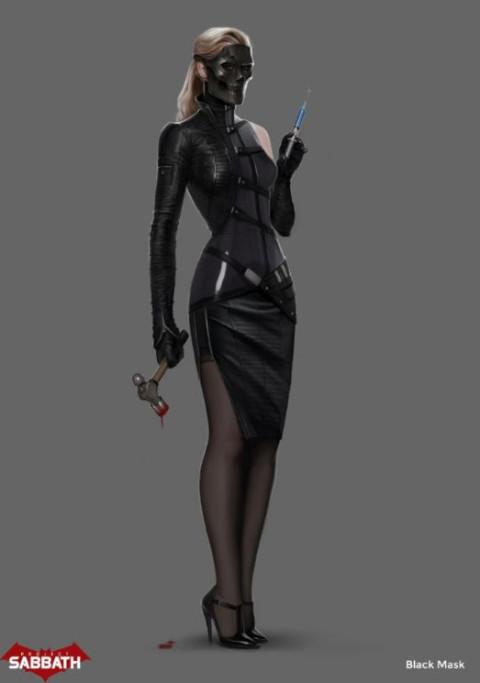 Le Batman Arkham annulé de Warner Montréal se montre en images