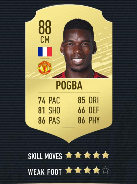 pogba note FIFA 20