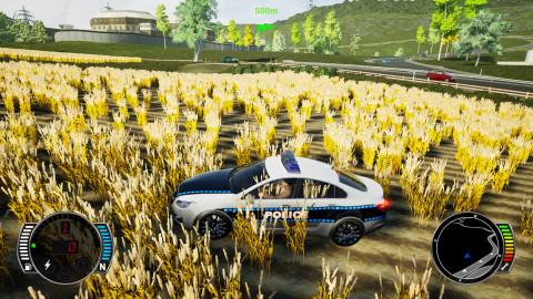 Police Chase : mais que fait la police ?