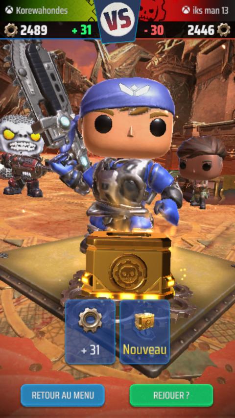 Gears POP! : L'association de Gears et des figurines Funko POP fait-elle bon ménage ?
