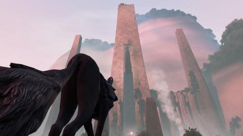 Lost Ember, Une aventure dépaysante