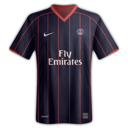 Topic des maillots 2009-2010 - Page 2 PsgHome2047285