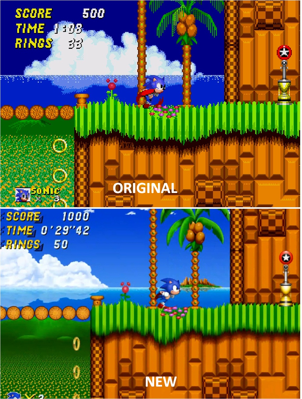 Sonic 2 hd télécharger android
