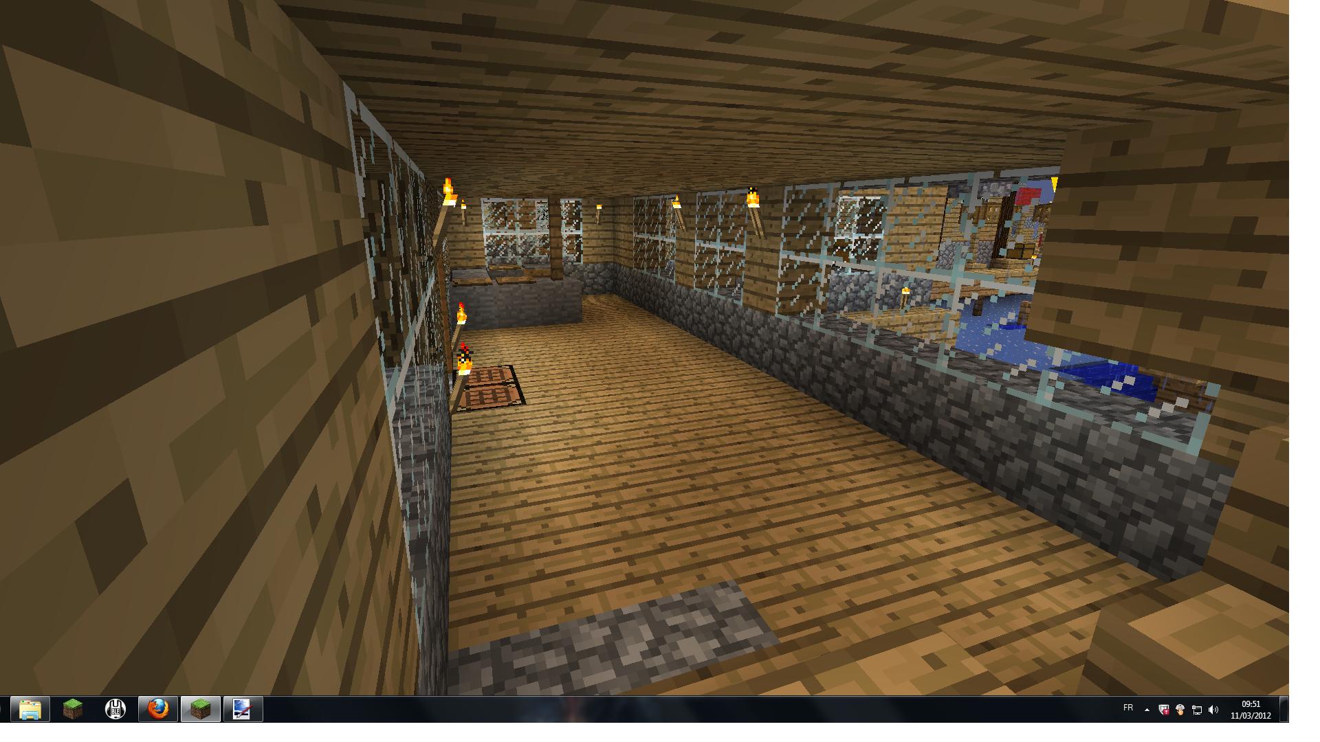 Des Idées De Deco Pour Cette Maison Sur Le Forum Minecraft