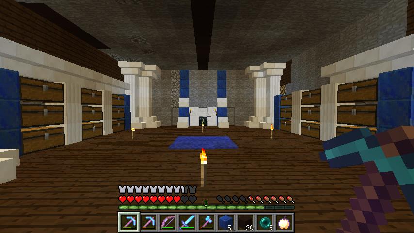 Avis Ma Maison 100 Survie Sur Le Forum Minecraft 31 12 2013 15