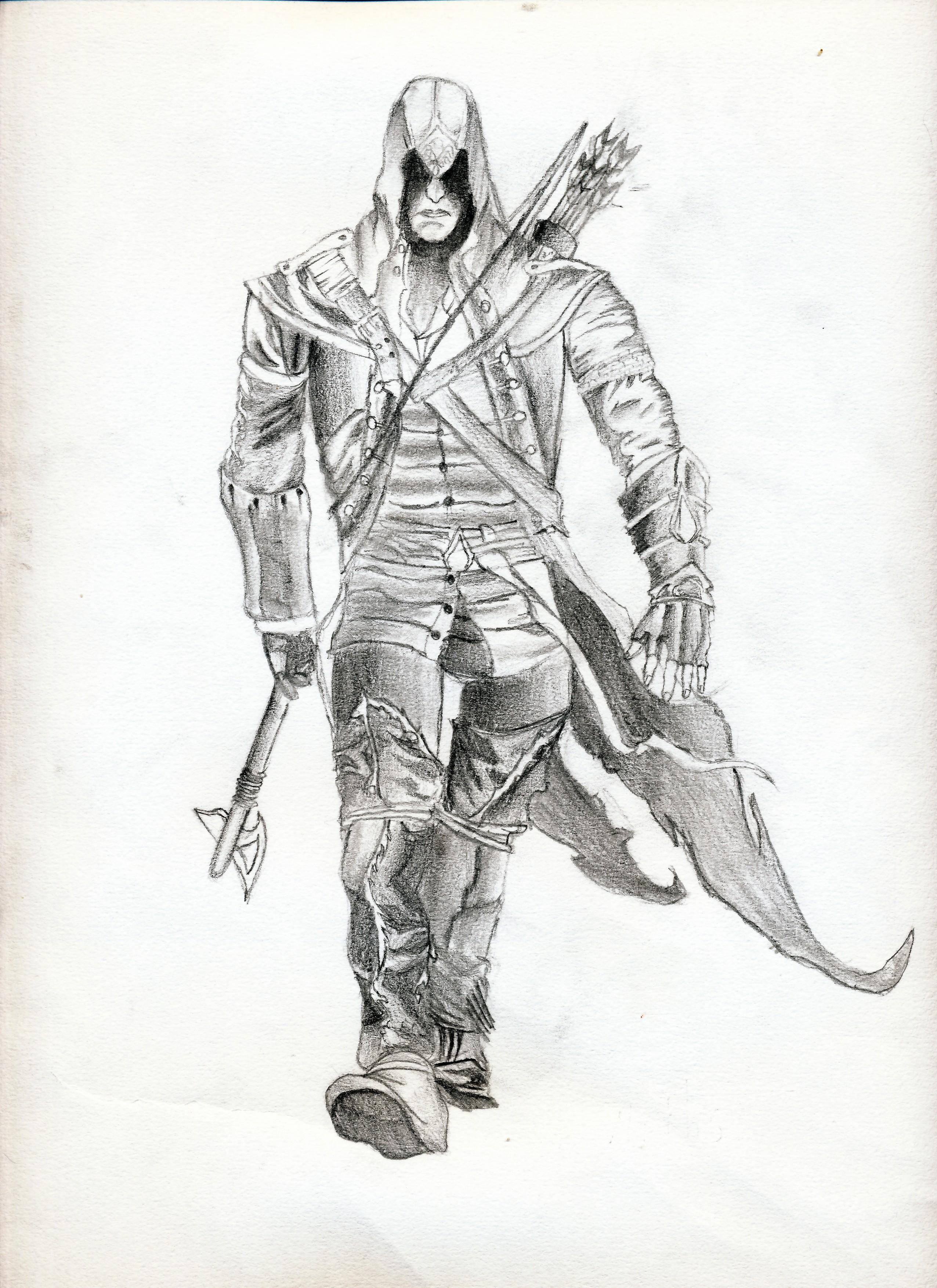 Art Vos Dessins Assassin S Creed Sur Le Forum Assassin S Creed Unity 20 09 2013 17 43 05 Jeuxvideo Com