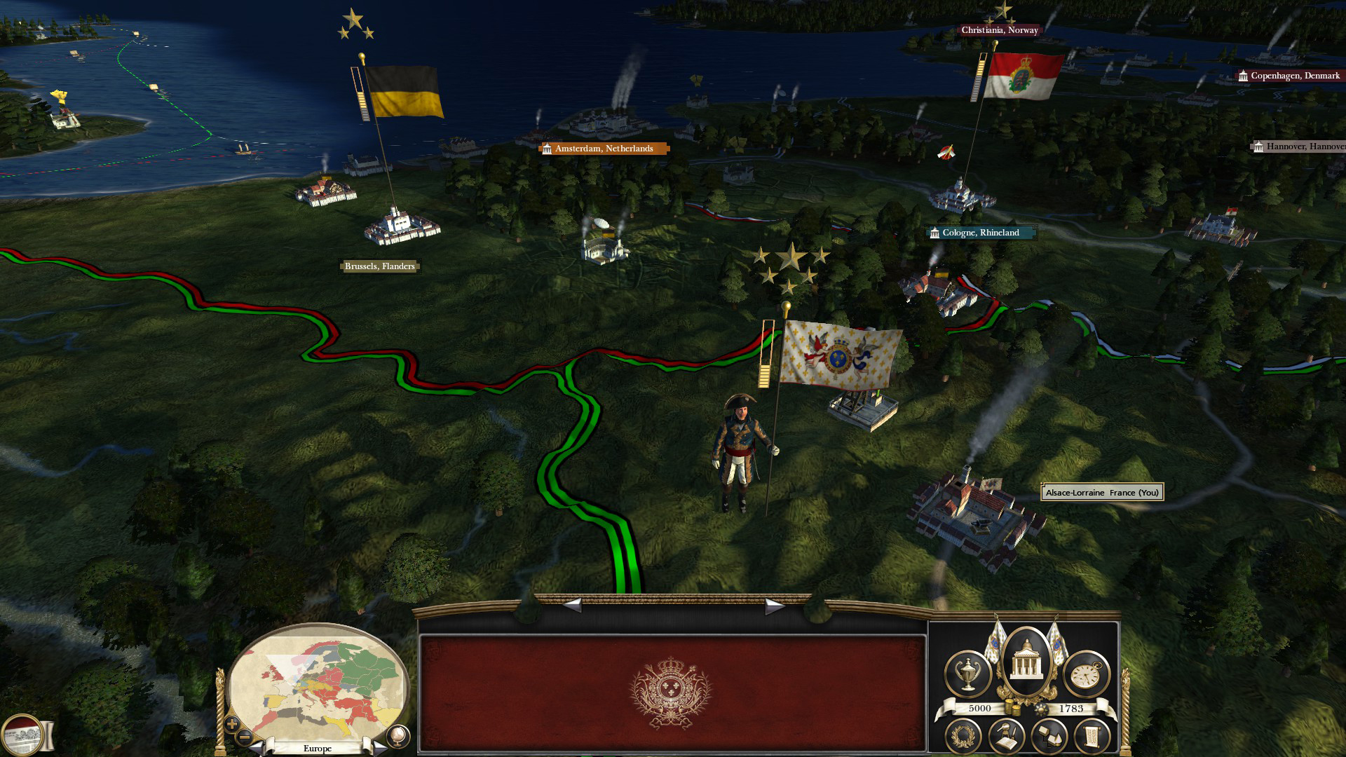 Imperial Splendour ? sur le forum Empire : Total War - 22-02