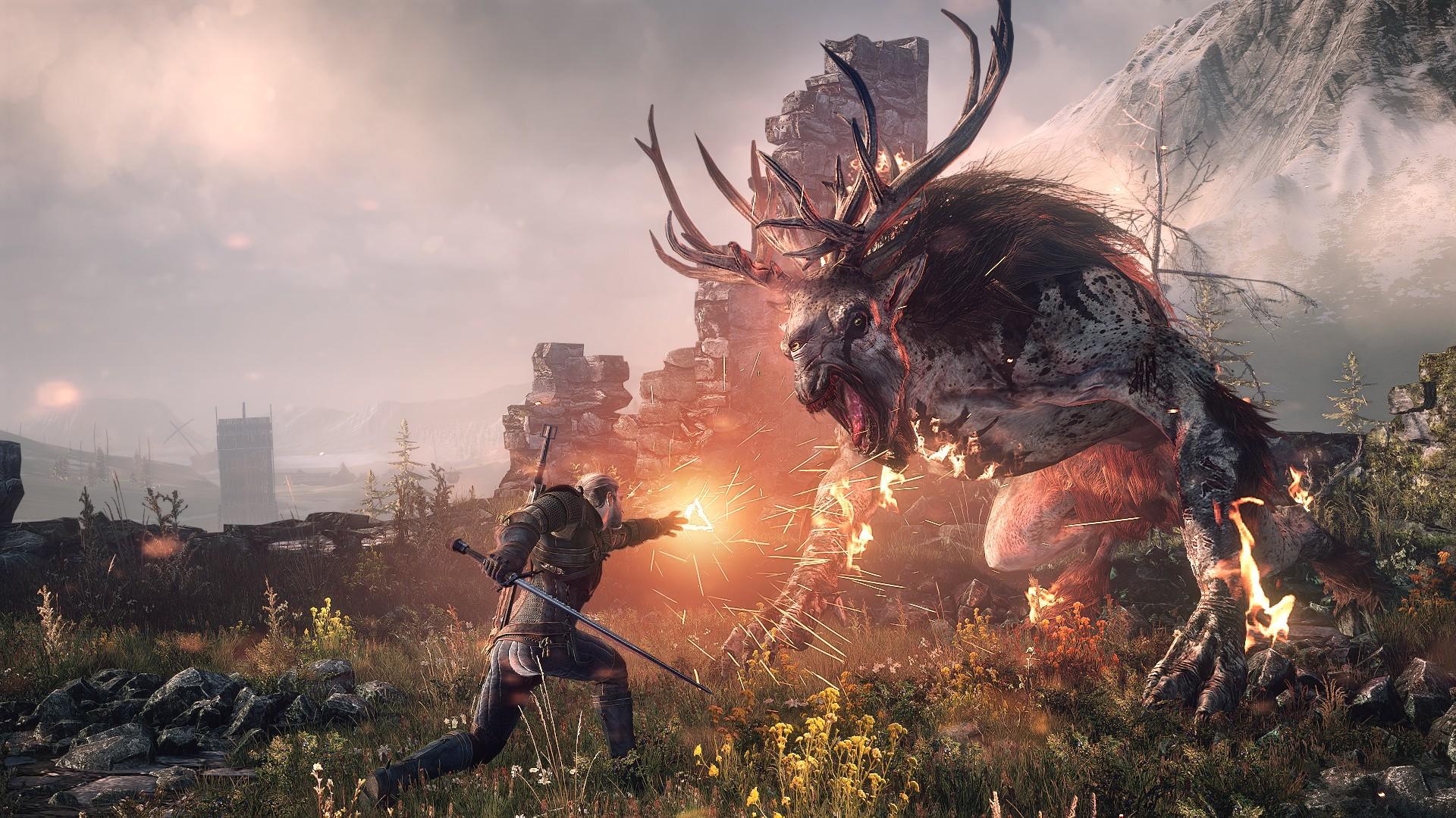 The Witcher 3: Wild Hunt - PS4 - Mídia Digital - Loja PSN Games ...