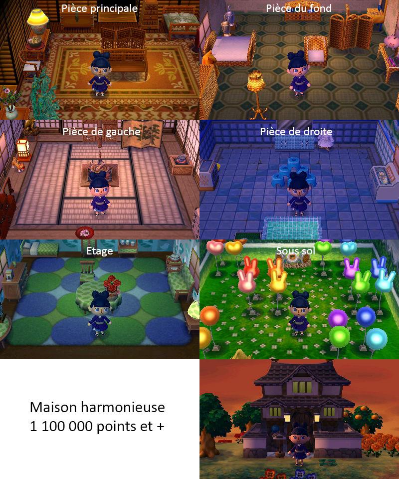 Interieur Maison Animal Crossing New Leaf Ventana Blog