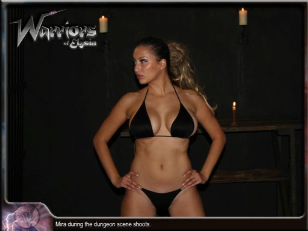 Bikini karate babe full