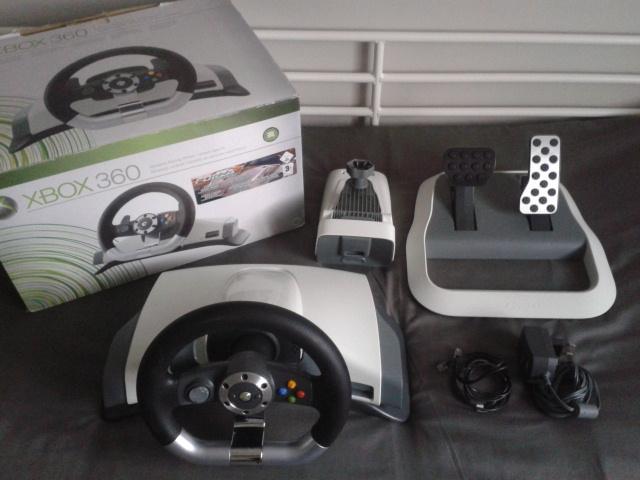vds xbox 360 slim kinect volant sur le forum xbox 360 23 01 2014 20 07 23. Black Bedroom Furniture Sets. Home Design Ideas