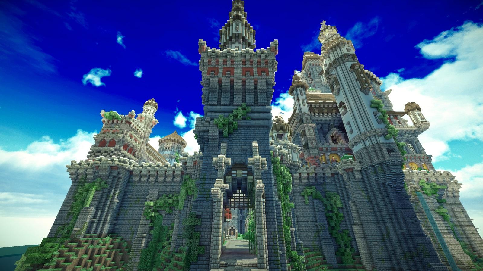 Galerie De Mes Constructions Téléchargement Minecraft