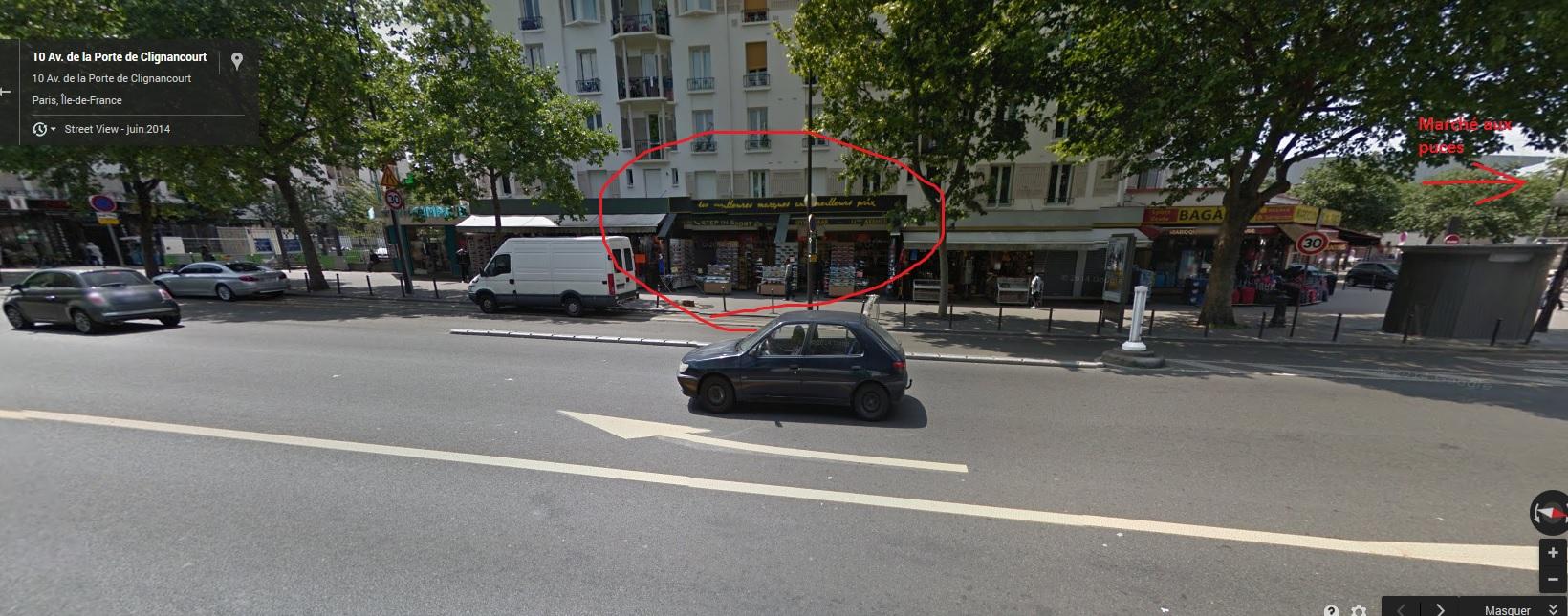 24 25 Ans À Clignancourt Forum 18 Chaussures Sur Blabla 09 Le Les IfgvyY6b7