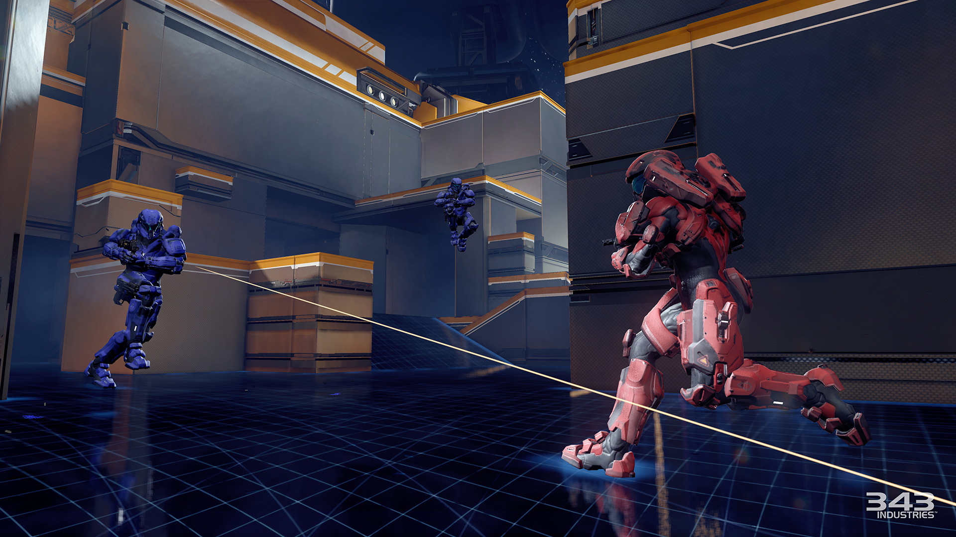 Halo 5: Guardians - 343 tries to recover from Halo 4 - Games