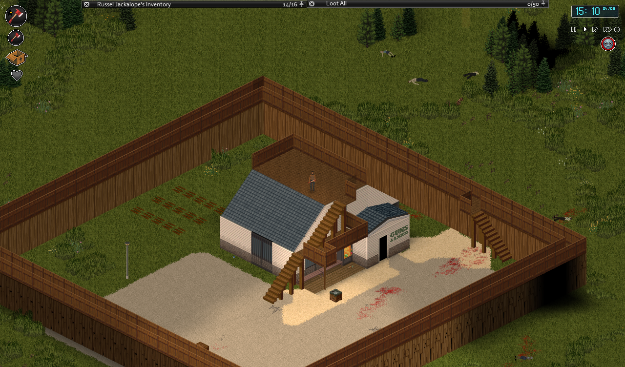 Project zomboid mac télécharger free