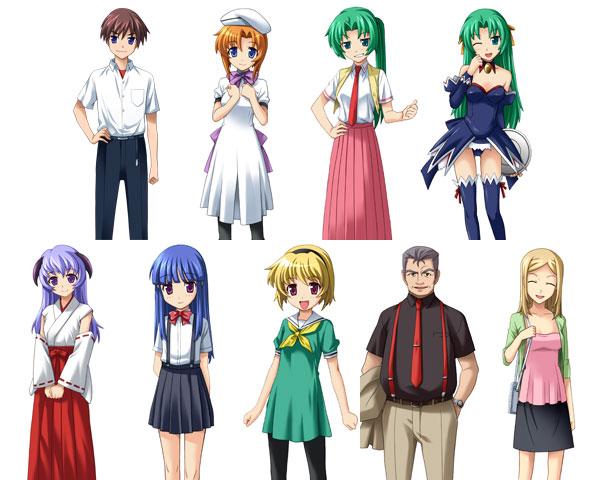 Higurashi Game Discussion Spoilers Lurk Here Page 69 Animesuki Forum