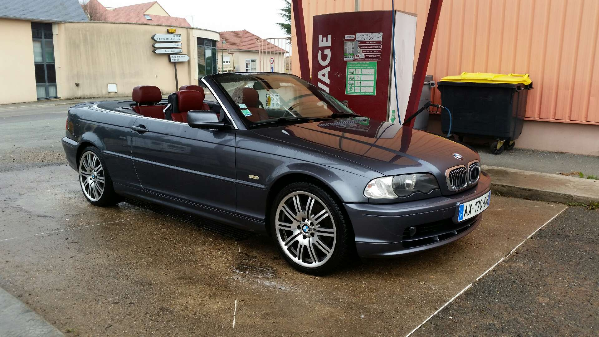 pr sentation ma bmw 320 ci e46 cab sur le forum automobiles 10 12 2014 20 57 36. Black Bedroom Furniture Sets. Home Design Ideas