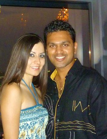 Indian dating white guy