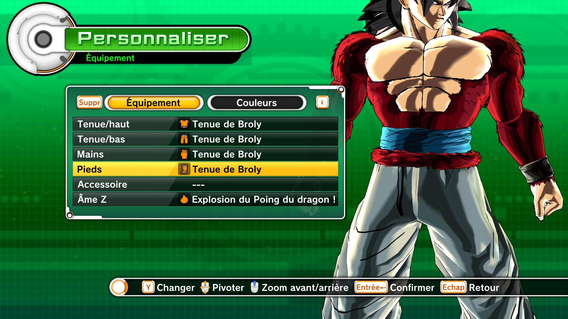 Dragon Ball Xenoverse Ps4 Mods