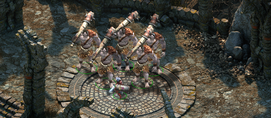 What is your party set up? - Pillars of Eternity Message