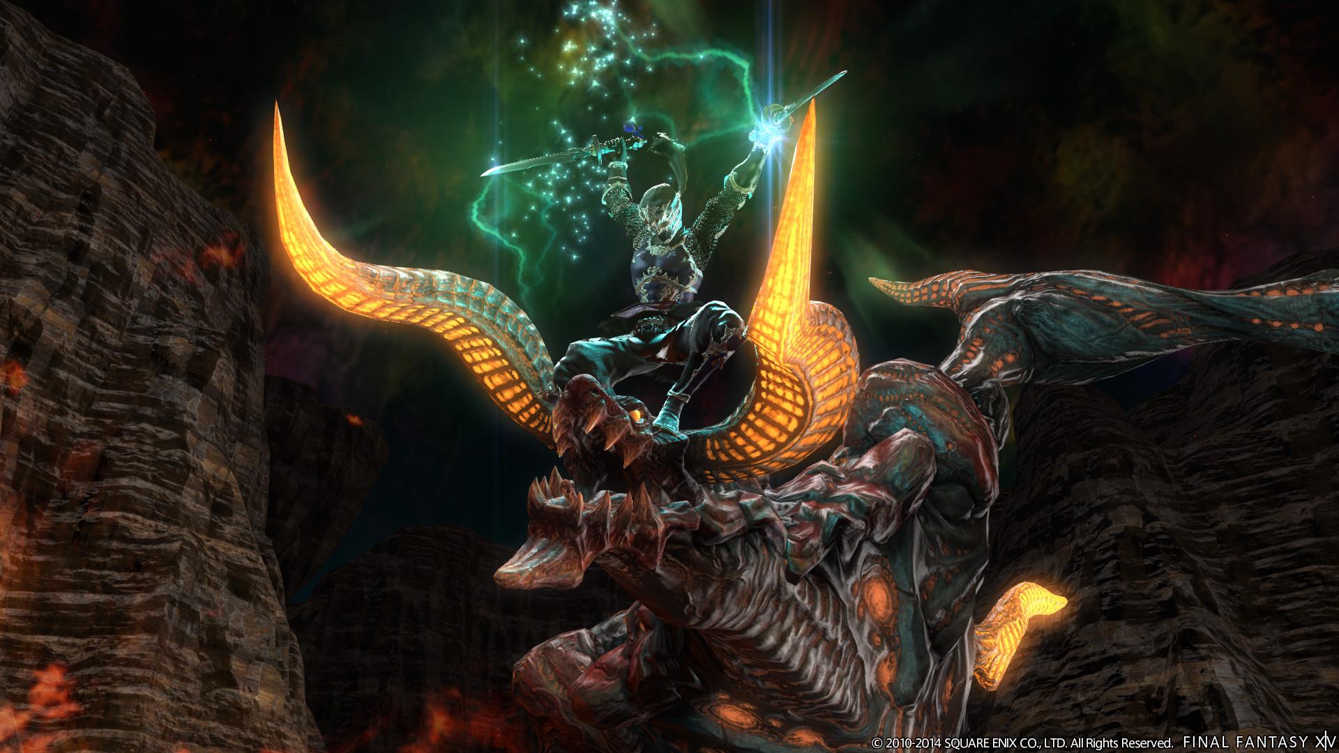 Guide exhaustif] Le Ninja sur le forum Final Fantasy XIV : A Realm