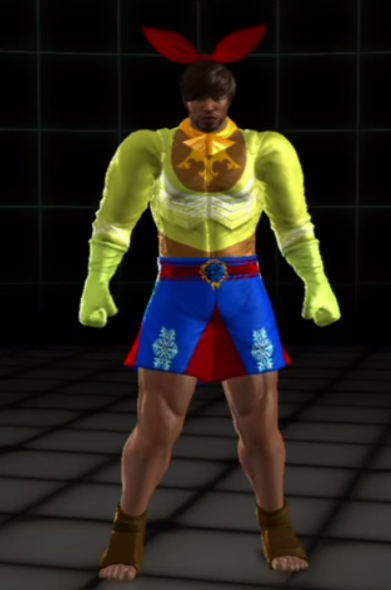 Bruce Irvin Tekken 7