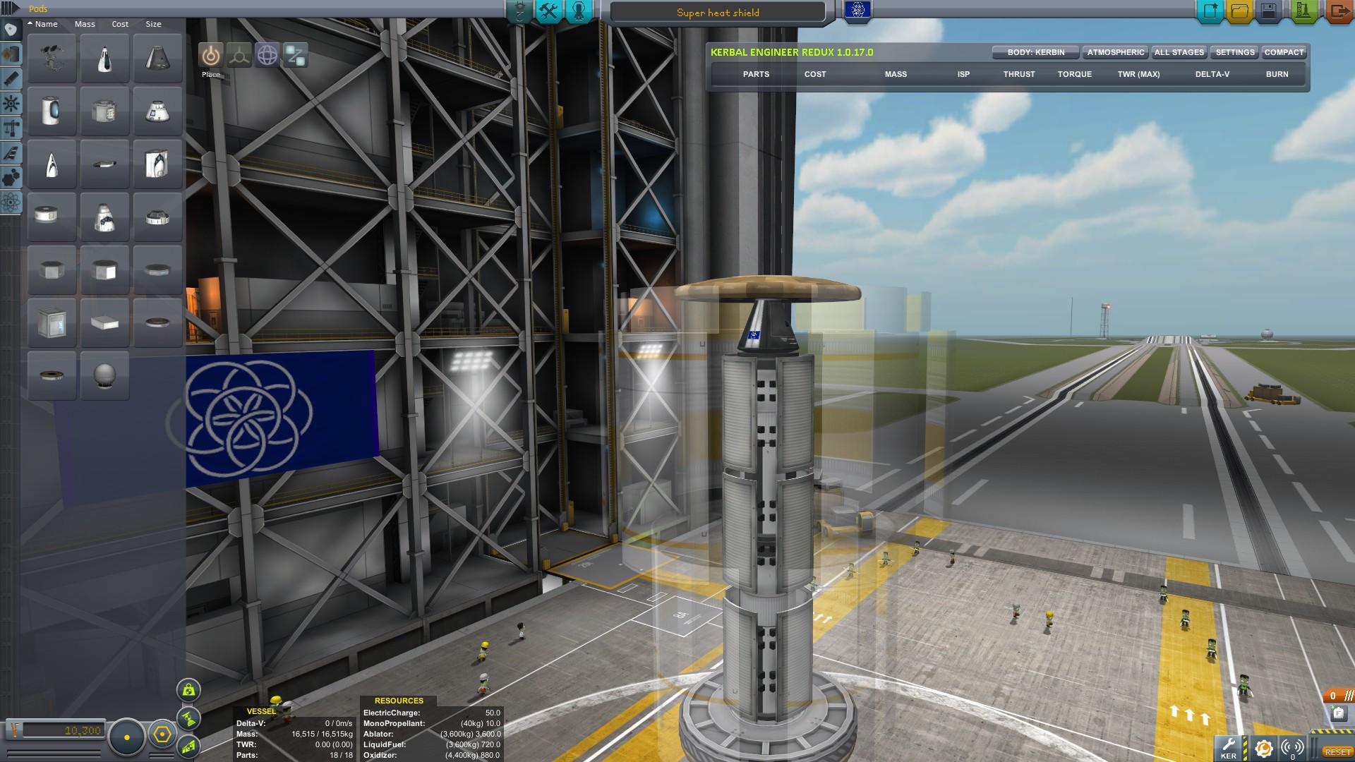 Kerbol a une atmosphère sur le forum Kerbal Space Program - 09-07