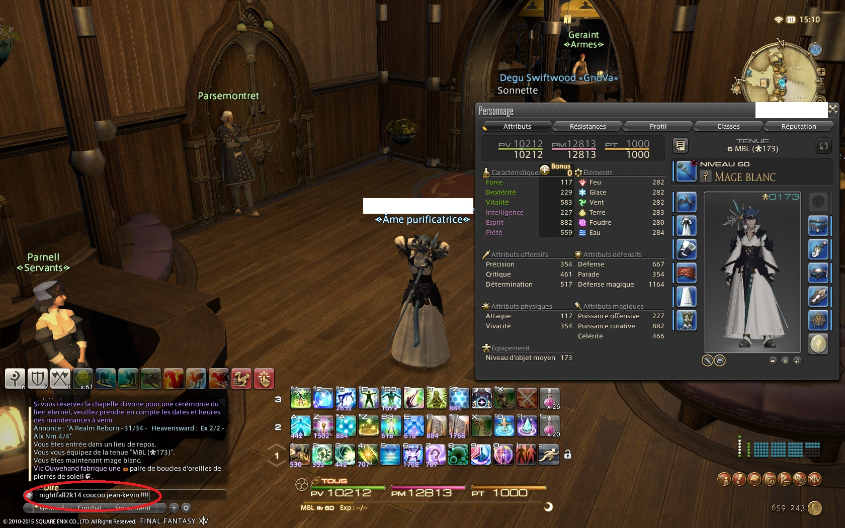 Ff14 What Is A Pf