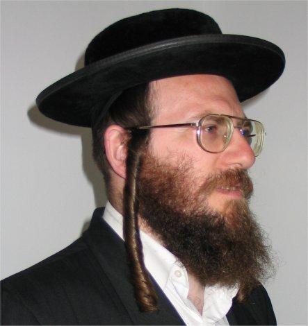 coupe de cheveux homme juif