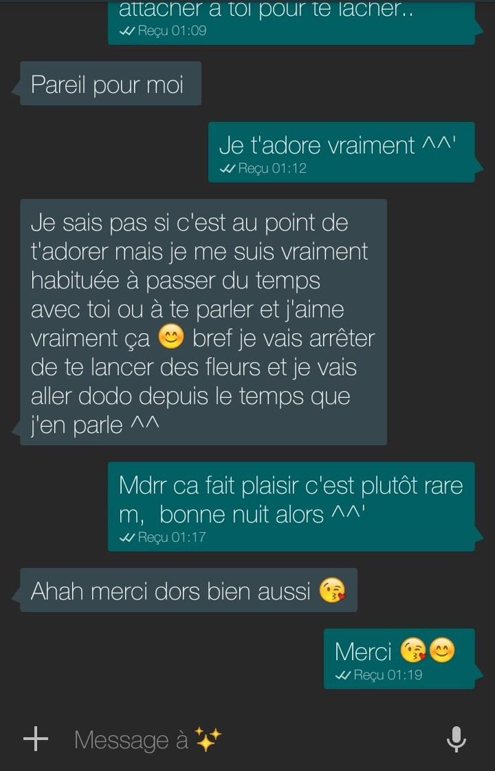 Rencontre sms ici