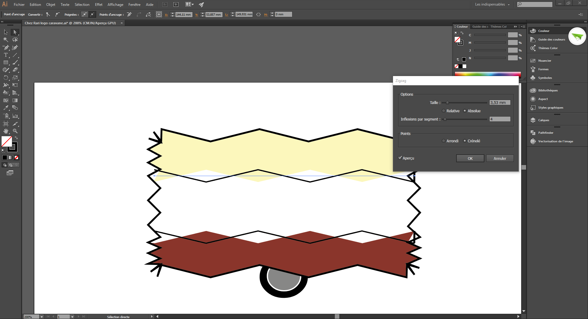 Aide Problème Remplissage Illustrator Sur Le Forum Arts Graphiques
