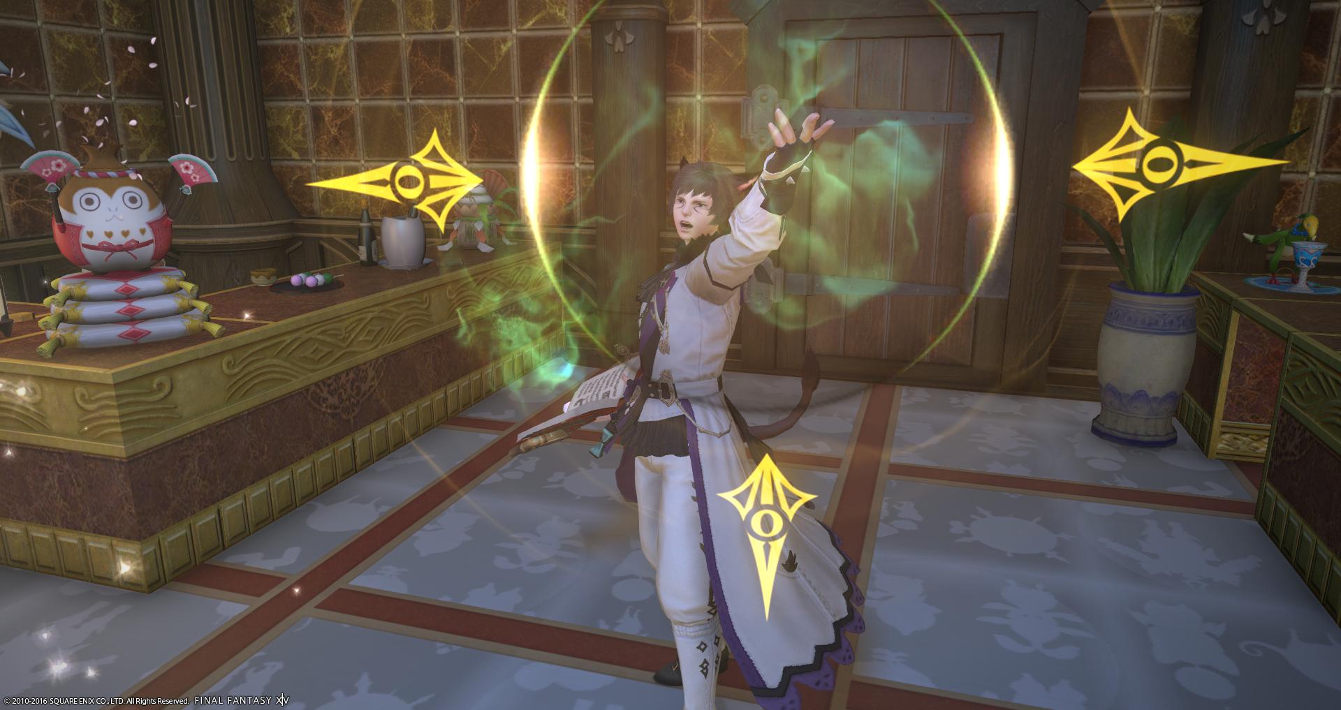 Screenshot] Votre style IG ! sur le forum Final Fantasy XIV