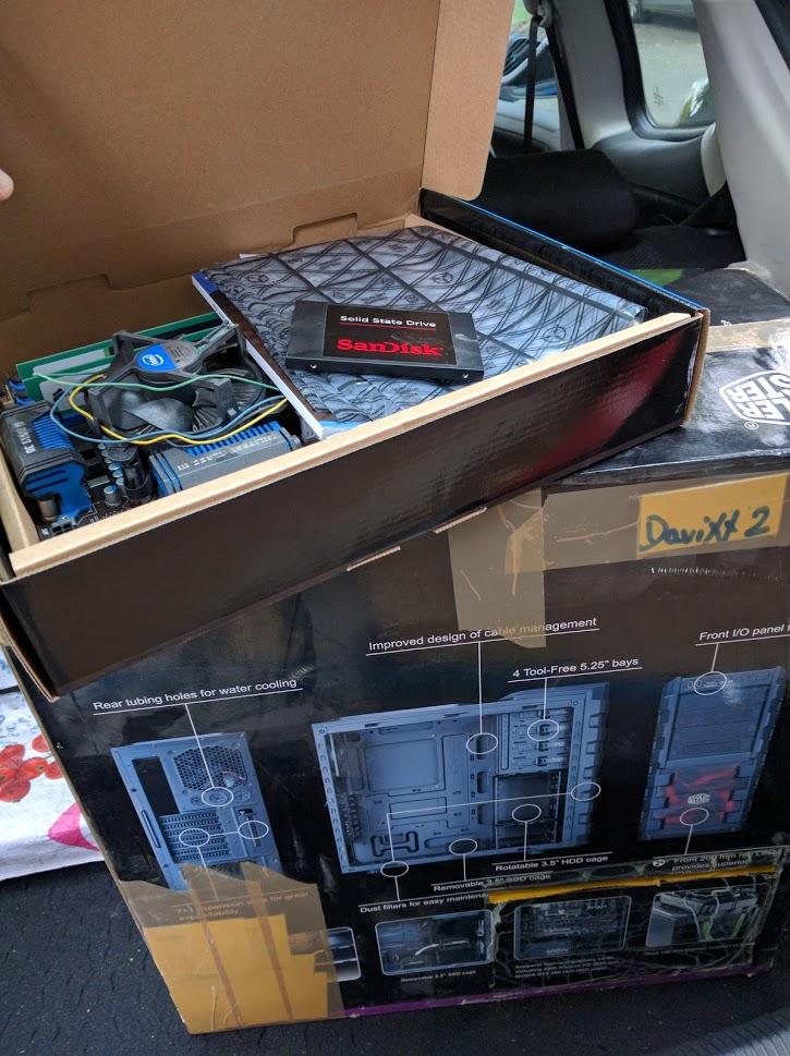 le bon coin game z77 cpu ssd ram boitier 70 sur le forum mat riel informatique 16. Black Bedroom Furniture Sets. Home Design Ideas