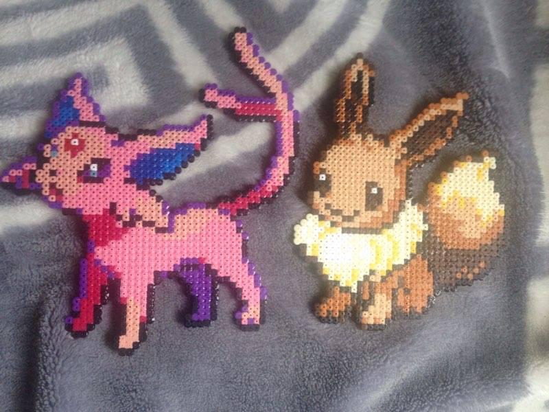 Pixel Art Mes Créations Sur Le Forum Pokémon Soleil