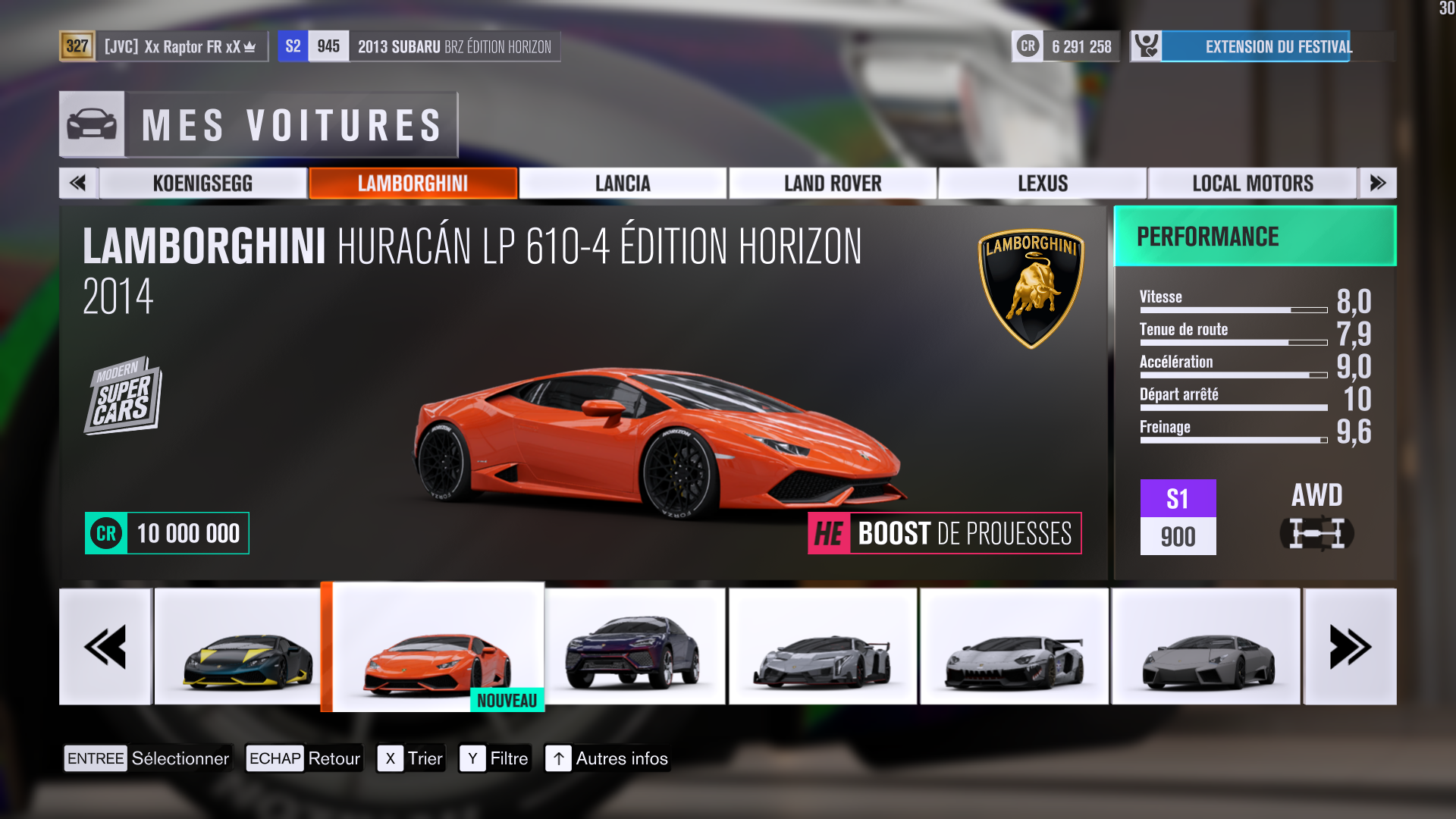 vos voitures dition horizon sur le forum forza horizon 3 27 09 2016 20 51 52 page 2. Black Bedroom Furniture Sets. Home Design Ideas