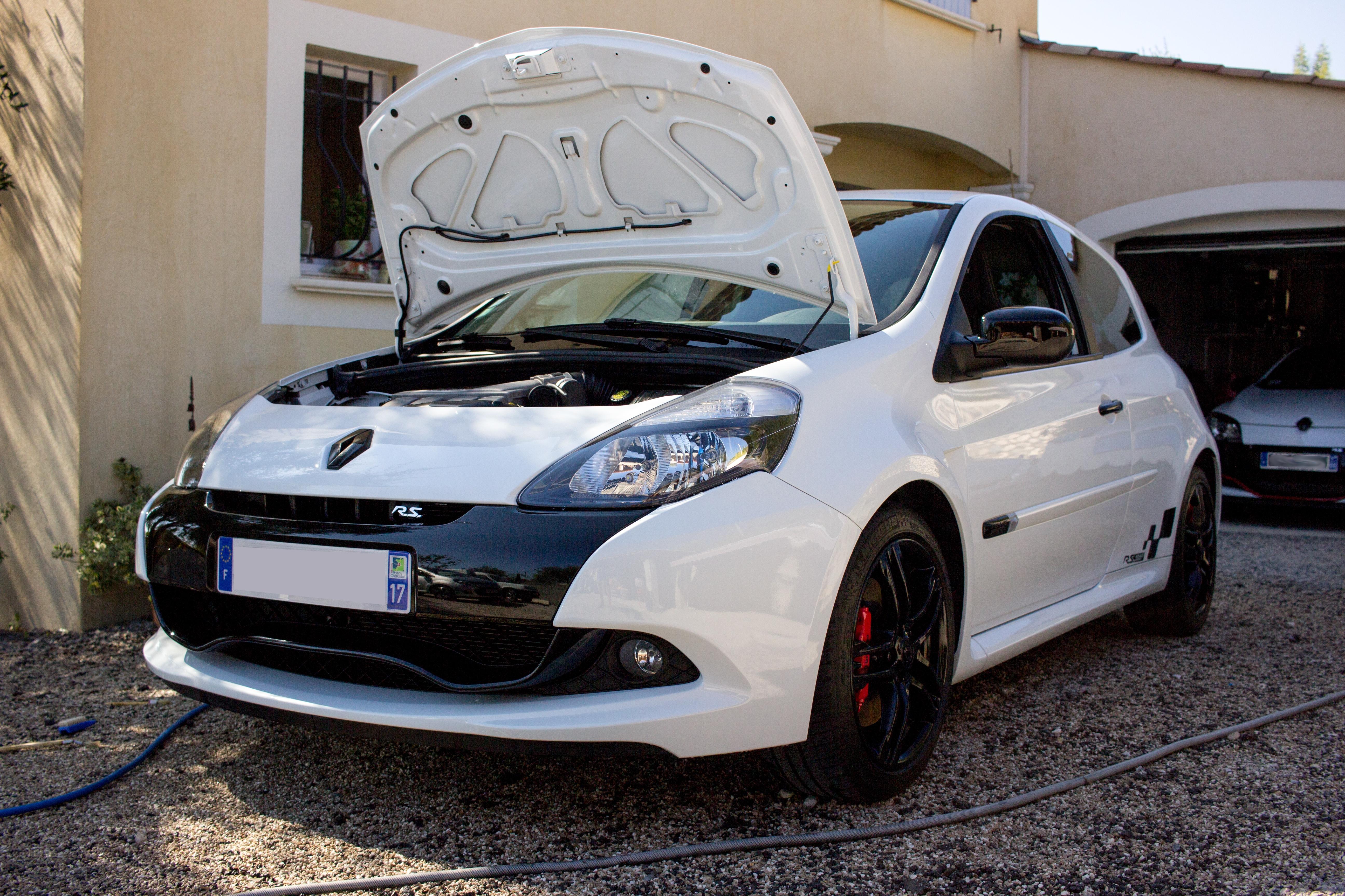 Prez Renault Clio 3 Rs De Chiquillo Sur Le Forum