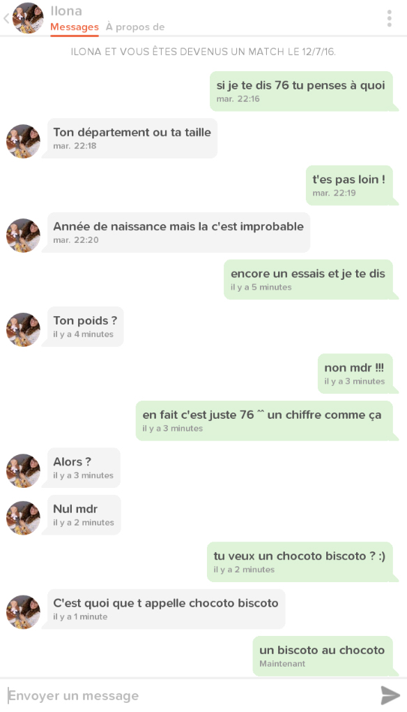 les conversations les plus dr les du tinder fran ais 37 brolife. Black Bedroom Furniture Sets. Home Design Ideas